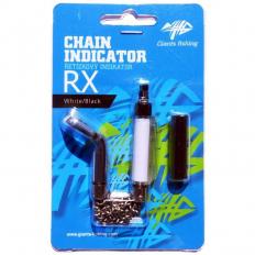 Giants Fishing Řetízkový indikátor Chain Indicator RX Bílo-Černá