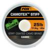 Fox návazcová šňůra Camotex stiff 20m