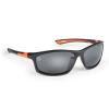 Fox Brýle Sunglasses Black Orange