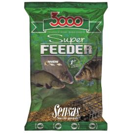 Krmení 3000 Super Feeder Riviere 1kg