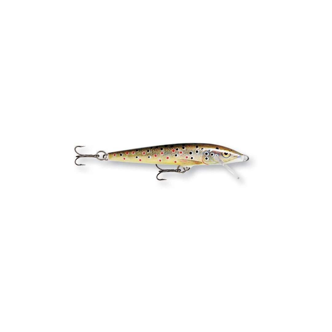 Wobler Rapala Original Floating 7cm F07 TR