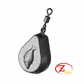 Zfish Zátěž Flat Pear Lead
