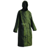 Nepremokavý plášť For Job NEPTUN zelený, s prelepenými švami
