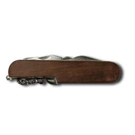 Traveler multifunkční nůž 12v1 dřevěný