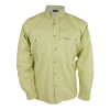 Snowbee Košile Lime Fishing Shirt ( Long Sleeve)
