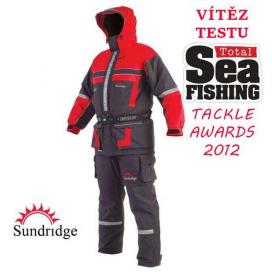 Rybářský dvoudílný plovoucí oblek Sundridge Crossflow Extreme