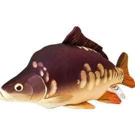 Gaby Polštář plyšová ryba Kapr 36cm
