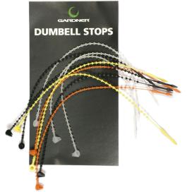 Gardner Zarážky Dumbell Stop|Mix ( barevné)