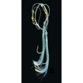 Trubičky Mix Ice fish - modro/střibrná