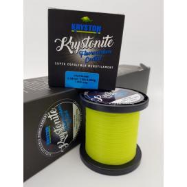 Kryston vlasce - Krystonite Super Mono 0,28mm 10lb 1000m fluo