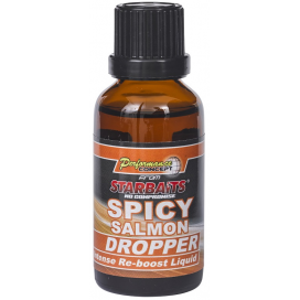 Starbaits Spicy Salmon Dropper 30ml