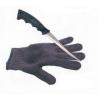 Rybářské JSA filetovací rukavice šedé