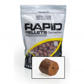 Mivardi Pelety Rapid Extreme - Spiced Protein 20mm 1 kg