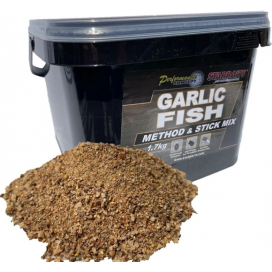 Starbaits Krmení Method Stick Mix Garlic Fish 1,7kg
