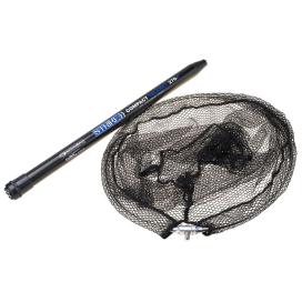 Podběrák s rukojetí Garbolino Compact 2,70 m+ Tete Pliante 35Cm + SAC Tissu