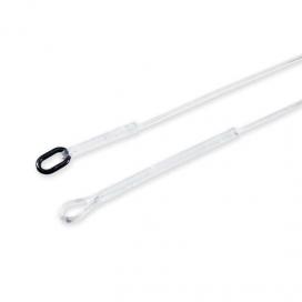 Carp'R'Us Stiff Combi Link Boom Typ: Stiff Link - Loop & Oval Ring - 16,5cm 50lb, 3 pcs