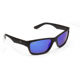 Fox brýle Camo Eyewear grey/mirror blue