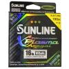 SUNLINE šňůra XPlasma Asegai 150m/16 Lbs-LGR