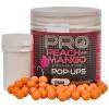 Starbaits Boilies Pop Up Probiotic Peach Mango 60g