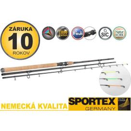 Sportex Xclusive Medium Heavy Feeder 360cm 100-190g