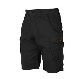 Fox Kraťasy Collection Black & Orange Combat Shorts