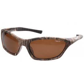 Prologic Brýle Max5 Carbon Polarized Sunglasses Amber (SUN AND CLOUDS)