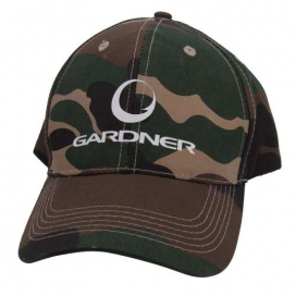 Kšiltovka Gardner Camo Baseball Cap