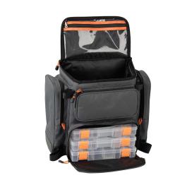 Savage Gear Lure Specialist Rucksack M 3 Boxes (40x38x23cm)