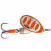 Savage Gear Třpytka Rotex Spinner Fluo Orange Silver