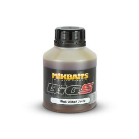 Mikbaits BiG booster 250ml - BigS Oliheň Javor