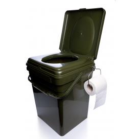 RidgeMonkey Toaletní sedátko Cozee Toilet Seat Full Kit
