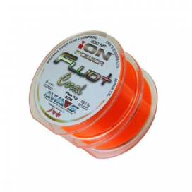 Rybářský vlasec Awa-Shima Ion power Fluo+ Coral 600m