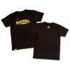 Black Cat Tričko T-Shirt Black