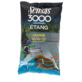 Sensas Krmení 3000 Etang Yellow 1kg