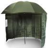 NGT Dáždnik s bočnica Brolly Side Green 2,2m