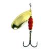 Mepps rotačné blyskáč Aglio - zlatá