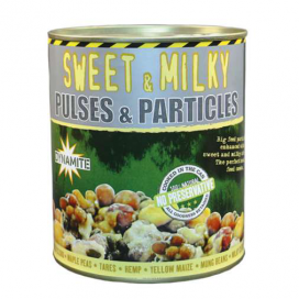 Dynamite Baits Frenzied Pulse Parti-Mix Sweet&Milky 700 g