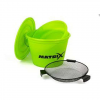 Matrix Kbelík Bucket set inc tray Lime