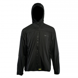 RidgeMonkey Bunda APEarel Dropback Lightweight Zip Jacket Black