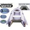 SPORTEX nafukovací čluny SHELF 230 - lamelová podlaha