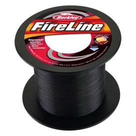 Šnůra Berkley Fireline Flame Smoke 1m