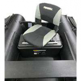 Plano One-Man Boat Seat on Trunk
