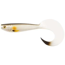 Fox Rage Gumová Nástraha Pro Grub Silver Baitfish