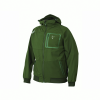 FOX mikina Collection Green & Silver Shell Hoodie