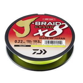 Daiwa pletená šnůra  J-Braid 135 m