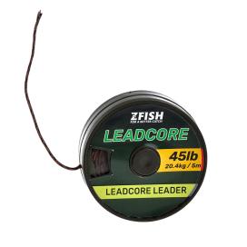 Zfish Olověná Šňůra Leadcore Leader 45lb/5m
