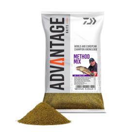 Daiwa Krmítková směsAdvantage Groundbait method Mix 1kg