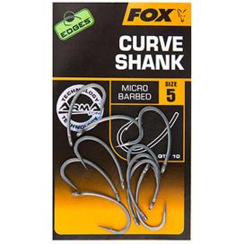 Fox Háčky Edges Armapoint Curve shank Novinka 2017