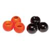 Fox Rage kuličky Tungsten Beads 0.7g 4.6mm červená