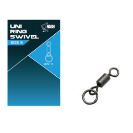 Nash Obratlík Uni Ring Swivel 8
